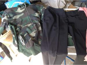 Abbigliamento usato a stock - uomo donna e bambino
