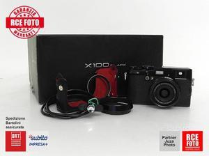Fuji X 100 Black Limited Edition accessori
