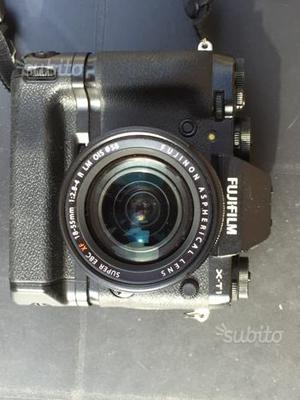 Fujifilm xt1 + battery grip +