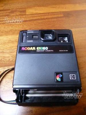 Kodak EK169 istant camera anni 80