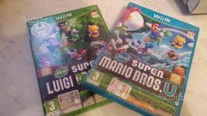 Mario Bros U e New Super Luigi U prezzo bomba