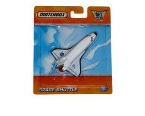 Modellino space shuttle atlantis nasa diecast matchbox