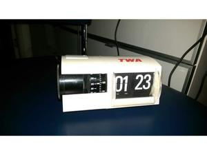Solari udine cifra 2 synchron orologio cartellino palette