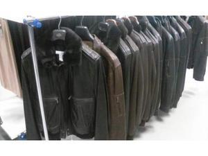 Stock abbigliamento firmato in pelle UOMO DONNA