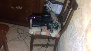 Xbox 360 slim 250 gb +2 joypad + kinect + Giochi