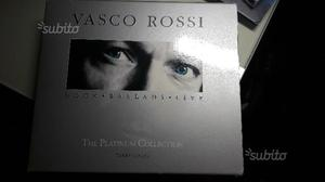 3 CD Set Vasco Rossi - The Platinum Collection