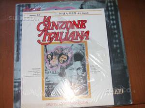 "33 giri ""La canzone Italiana"" Nilla Pizzi"