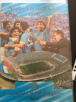 Album figurine Naples Football Club