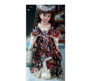 Bambole vintage in porcellana anni '60