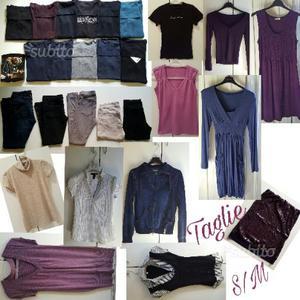 Blocco abbigliamento donna taglie S/M
