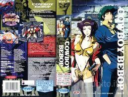 Collezione completa 10 vhs cowboy bebop (serie tv)