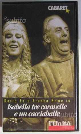 Dario Fo - Isabella tre caravelle e un cacciaballe