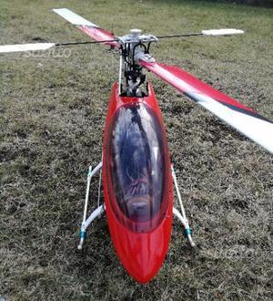 Elicottero Raptor 50