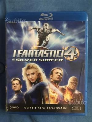 Fantastici 4 e Silver Surfer (Blu Ray)
