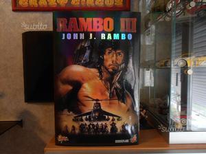 Hot toys rambo III (no sideshow)
