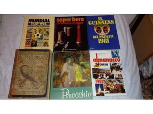 Libri da collezione vecchi