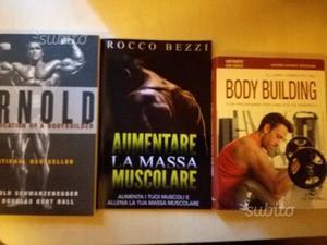 Libri su bodybuilding e palestra