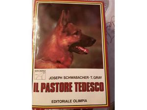 Libri sul pastore tedesco
