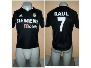 Maglia Real Madrid 7 Raul calcio Spagna