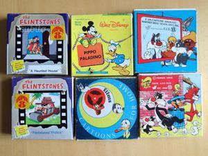 Mini collezione di 6 filmine