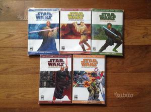 Star wars - la guerra dei cloni 1-5