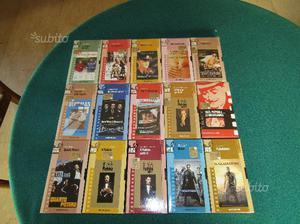 """VHS """"I grandi film""""del Corriere della Sera"""