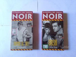 "VHS ""rassegna del cinema noir"""