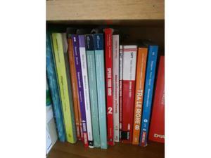 Vendo libri scolastici 1° e 2° Liceo Artistico