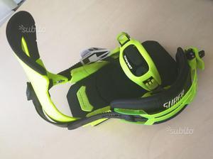 Attacchi Snowboard Drake Supersport '16 NUOVI L/XL