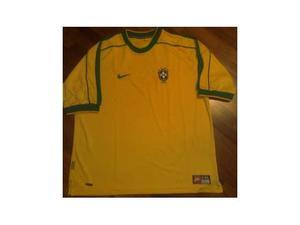 BRASILE Maglia giallo verde originale Nike
