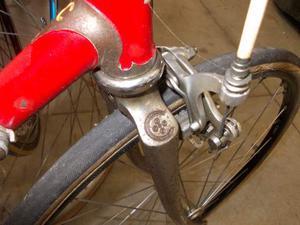 Bici corsa bimbo