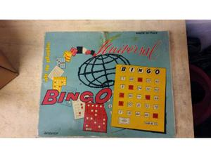 Bingo universal multiplay