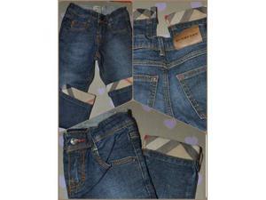 Burberry jeans tg. 4 anni come nuovi