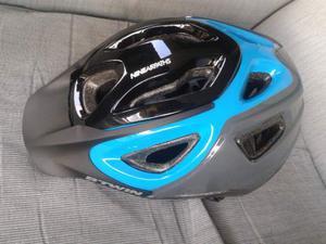 Casco caschetto per sicurezza in bici bicicletta mai usato
