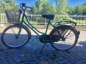City bike da donna Shaker con cestino