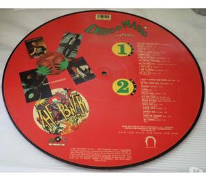 DISCOMAGIC Compilation Pt.  LP 33 giri PICTURE DISC