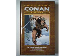 Le cronache di conan volume 1 - la torre dell'elefante -