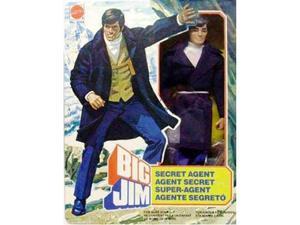 Mattel_ Big Jim agente segreto ref.