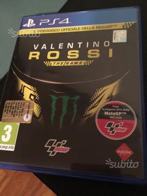 MotoGP Valentino Rossi Il gioco Ps4