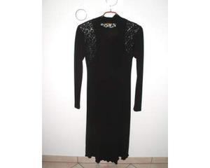 Nuovo vestito elegante nero