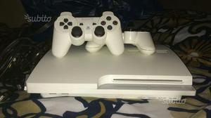 Play station 3, 2 joystick WIRELESS e 4-5 giochi