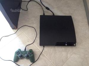 Ps3 slim 120gb nuova