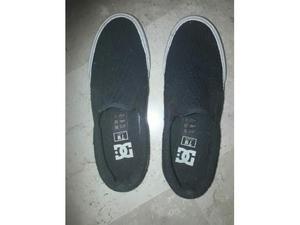 Scarpe dc nere come nuove mai usate