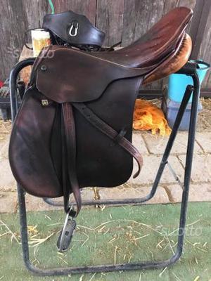 Sella stubben equitazione