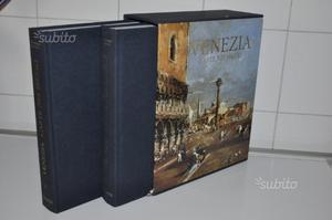 Venezia l'arte nei secoli 2 volumi edizioni magnus