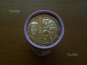 2 euro commemorativo Lussemburgo  Nassau FDC