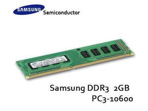 3 Banchi di RAM Samsung da 2 Gb CIascuno (NUOVI)