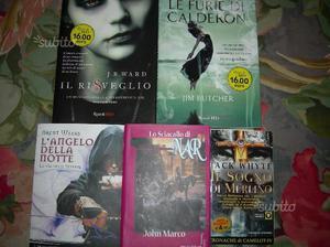5 romanzi fantasy-prezzo basso-