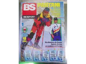 BS BICISPORT - Gennaio  n°1 - Pantani