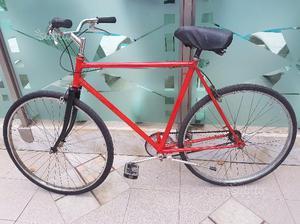 Bici Uomo Rossa
